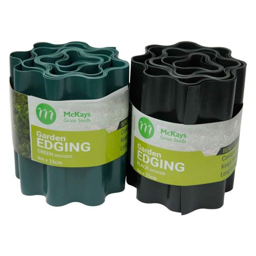 Garden Edging 24m (4x Rolls of 6m x 15cm)