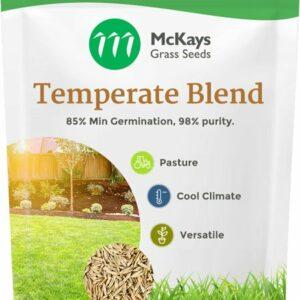 McKays Temperate Pasture Blend