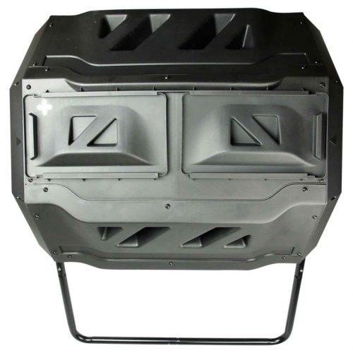 160L Dual Chamber Compost Bin